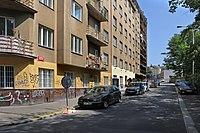 Fričova street, west part, Praha.jpg