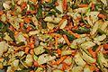 Fried Vegetables - Kolkata 2011-09-22 5649.JPG