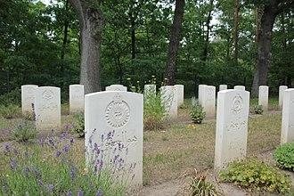 Halbmondlager - Cemetery