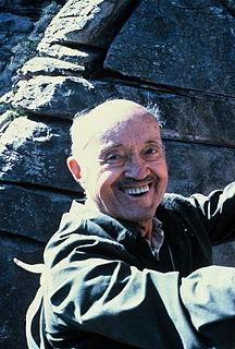 Fritz Wiessner German free climber