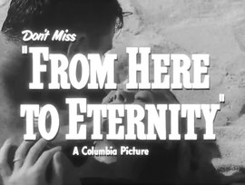 Archivo:From Here To Eternity (1953) - Trailer.webm