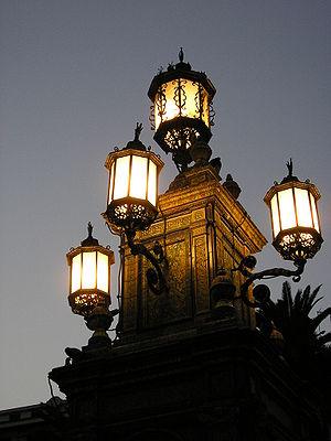 Español: Fuente de la Plaza Alta en la localid...