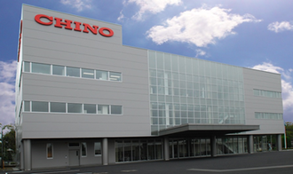 Chino Corporation - Appearance of new building at Fujioka factory