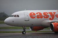 G-EZFZ - A319 - EasyJet
