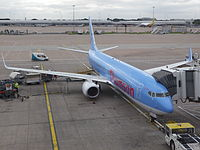 G-TAWH - B738 - TUI Airways