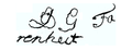 Gabriel Fahrenheit last will signature (The Hague, 11 September 1736).png
