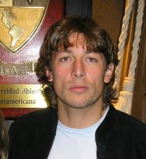 Gabriel Heinze, defensor del Olympique de Marsella