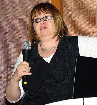 Gail Dines - Image: Gail Dines, October 2013