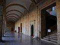 Galeria del claustre de Sant Miquel dels Reis de València.JPG