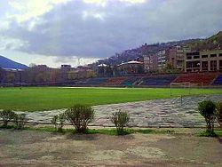 Gandzasar stadium, Kapan.jpg