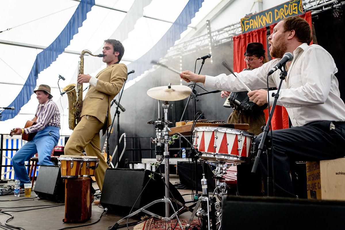 Gankino Circus