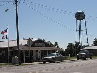 Garden Grove, Iowa - Image: Garden Grove Town Center