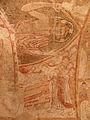 Gargilesse-Dampierre (36) Église Saint-Laurent et Notre-Dame Crypte Fresques 05.JPG