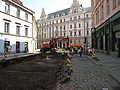 Gas pipeline reconstruction in Myslíkova Street, Prague (001).JPG