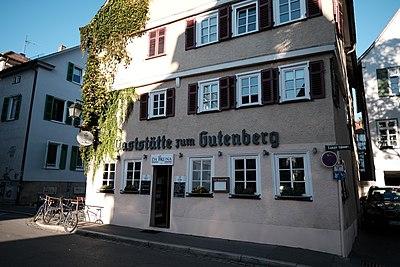Gaststätte zum Gutenberg in Tübingen (2018).jpg