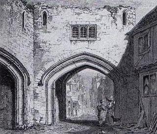 Gatehouse Prison prison