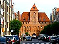 Gdańsk Główne Miasto, Żuraw od ulicy Szerokiej - panoramio.jpg