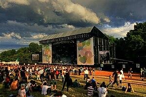 Paléo Festival - Image: Gdscene