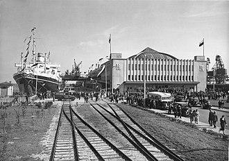 Gdynia - Gdynia in 1938