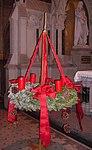 Gedaechtniskirche Speyer Adventskranz.jpg