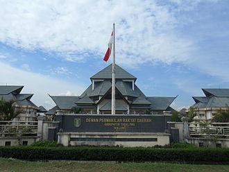 Tanjung, Tabalong - District Legislative Countil building of Tabalong