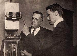 George Kirke Spoor - George Kirke Spoor and P. John Berggren, 1921