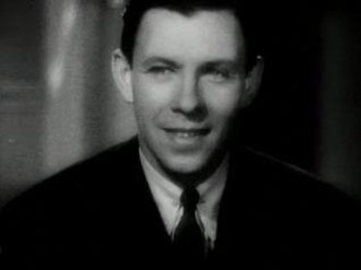 George Murphy - in the film London by Night (1937)