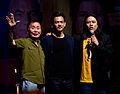 George Takei, John Cho and Garrett Wang.jpg