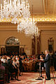 George W. Bush addresses his remarks at the Secretary of State's Dinner.jpg