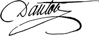 Georges Danton - Image: Georges Danton Signature