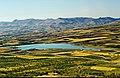 Gercüş 27 08 2001 Gercüş Barajı im Becken von Gercüş.jpg