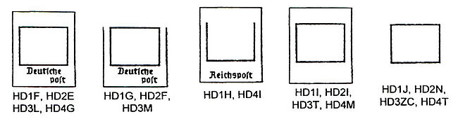 Germany provisional stamp types HD1F-1J.jpg