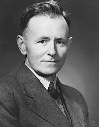 1940 New Zealand Labour Party leadership election - Image: Gervan Mc Millan