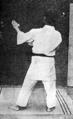 Gichin Funakoshi - Heian Nidan (13).png