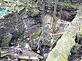 Giffen Mill, waterwheel pit. Barrmill, North Ayrshire, Scotland.jpg