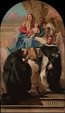 Giovanni Domenico Tiepolo - Madonna and Child with Three Saints - Google Art Project.jpg