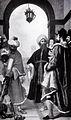 Giovanni bilivert, gli ambasciatori ottomani invitano michelangelo a costantinopoli.jpg