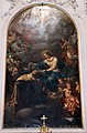 Giuseppe Fabbrini, Santa Maria Maddalena de' Pazzi ricoperta dal velo della Madonna, 1782 ca.JPG