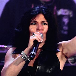 Giusy Ferreri Italian singer-songwriter
