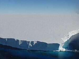 Mertz Glacier - Mertz Glacier