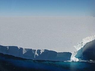 Mertz Glacier glacier