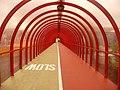 Glasgow, Exhibition Centre walkway - geograph.org.uk - 1534119.jpg