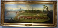 Glasgow Green, c.1758 (Black Watch)