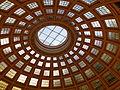 Glass dome on Nottingham Council House (2).JPG