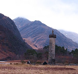 John Greenshields - The Glenfinnan Monument