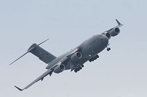 445th Operations Group - McDonnell Douglas C-17 Globemaster III