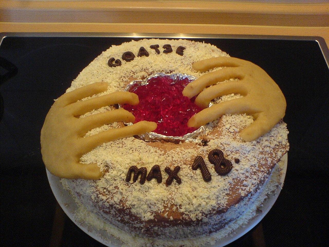 pumpkin pie in a cake