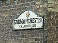 Godmanchester sign - geograph.org.uk - 822739.jpg