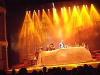 Godspell (musical), Theatro São Pedro, 2015-01-24 .jpg
