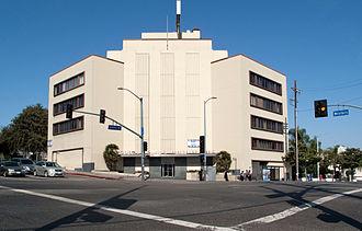 Adams-Normandie, Los Angeles - Golden State Mutual Life Insurance Building, 1999 West Adams Boulevard